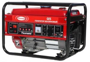 Генератор бензиновый Tsunami GES 2500