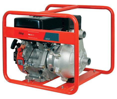 Мотопомпа Fubag PG 80H для чистой воды