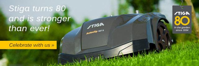 Газоноксилка-робот Stiga Autoclip