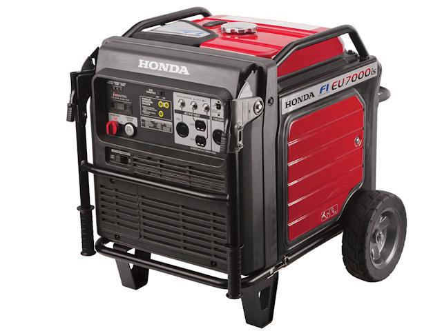 Инверторный генератор Honda EU7000is