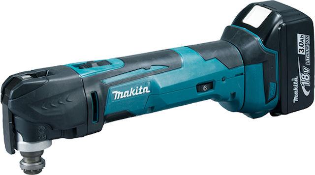 Аккумуляторный многофункциональный инструмент Makita DTM51/DTM41