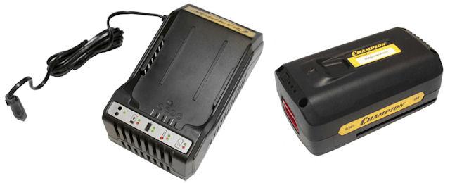Аккумуляторная батарея Champion B360 и зарядное устройство