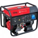 Бензиновый электрогенератор Fubag BS 6600 A ES