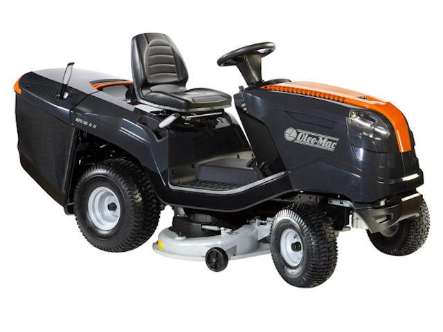 Новый садовый трактор Oleo-Mac OM105/16KH