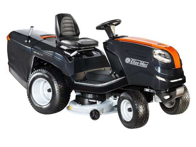 Новый садовый трактор Oleo-Mac OM105/18.5H