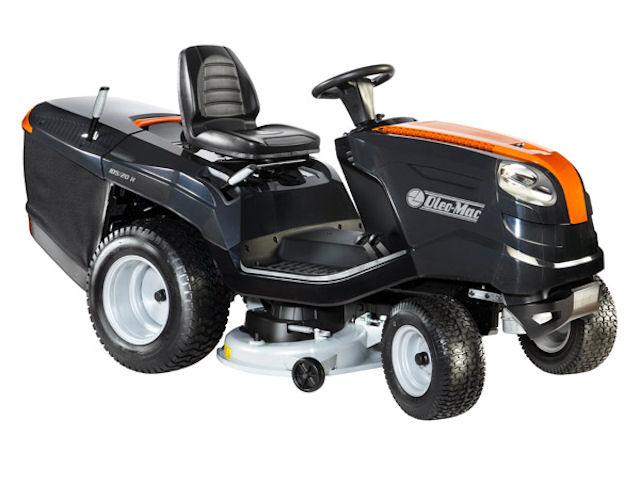 Новый садовый трактор Oleo-Mac OM105/20H