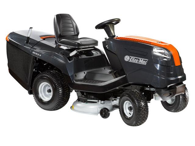 Новый садовый трактор Oleo-Mac OM95/15.5H