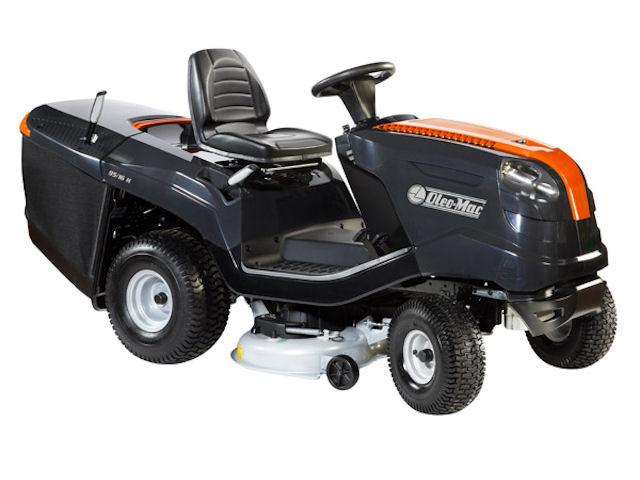 Новый садовый трактор Oleo-Mac OM95/16H